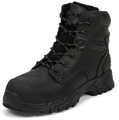 Men's Jungle Boots GI Type Lace up Tactical Combat Military Work Shoes Width: Wide (W or 2E), Black, Sand