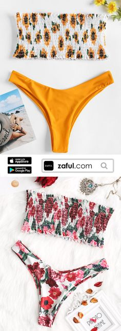 Shop trendy fashion swimwear online, you can get sexy bikinis, swimsuits & bathing suits for women on ZAFUL. Fashion 101, Teen Fashion, Latest Fashion, Summer Outfits, Cute Outfits, Beach Outfits, Cute Bathing Suits, Cute Swimsuits, Beachwear