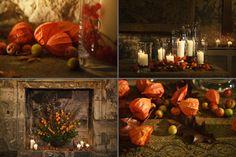 Details for autumn wedding