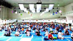Em setembro, o Sesc Santo André realizará uma programação para estimular a interação entre pais e filhos por meio de yoga, capoeira e artes marciais. As atividades serão todas gratuitas.