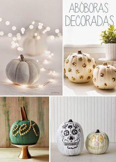 halloween decor - 7 dicas fofas para deixar a casa no clima de Halloween!