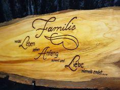 Magische Schlüssel und Messerbretter - 9er´sche HOLZ- und SCHMUCK- WERKSTATT Bamboo Cutting Board, Stocking Stuffers, Wood Workshop, Diys, Creative