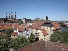View of Bamberg, © BAMBERG Tourismus & Kongress Service