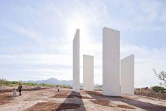tatiana bilbao + dellekamp arquitectos: gratitude open chapel