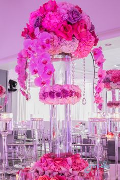 Bat Mitzvah Decor could be awesome bat mitzvah decor for a head table /dais | design