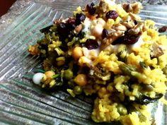 iryani de légumes...parce que j'aime les épices