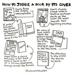 Always Judge Book Covers