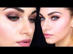 Brilliant Browns & Polished Dewy Skin | RubyGolani - YouTube