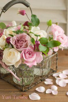 Floral Arrangement ~ L'image de La Vie Avec des fleurs | juin photo et Sabrina ~ Hana - Vivre