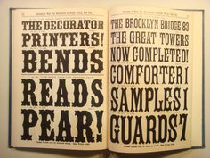 All sizes | Specimens of Wood Type Manufactured by Heber Wells, New York. [1891] | Flickr - Photo Sharing!