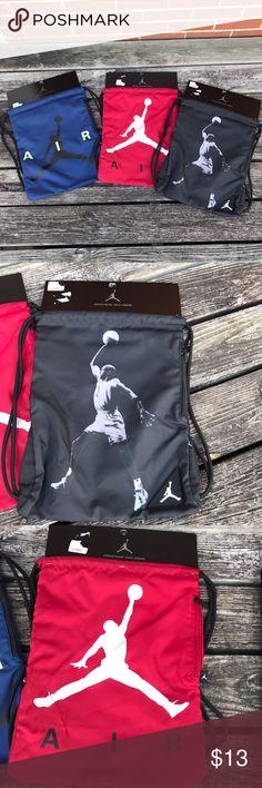 nike air jordan drawstring bag #Nike #Drawstring | bags ...