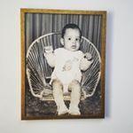 #bebe #parede #deco #baby #fotografia #moldura #frame #framed #molduras #design #arte #print #quadros #artframe #cidomolduras