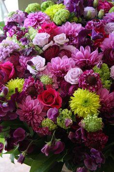Florist Friday: Interview with Yukinobu Fujino of Fleurs Tremolo | Flowerona