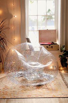 Trixie Inflatable Chair Trixie Inflatable Chair The post Trixie Inflatable Chair appeared first on Schlafzimmer ideen. Cute Room Ideas, Cute Room Decor, Teen Room Decor, Room Ideas Bedroom, Bedroom Decor, Bed Rooms, Bedroom Wall, Gold Room Decor, Cosy Bedroom