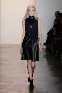 Peter Som Fall 2014 #nyfw