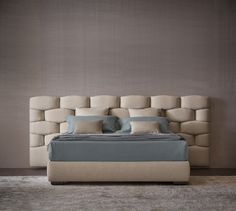 Double beds | Beds and bedroom furniture | Majal | Flou | Carlo. Check it out on Architonic