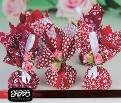 Linha Lovers by Sabbò - Saches perfumados - flor de cerejeira