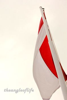The Angle of Life. Independence Day of Indonesia