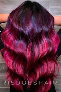 Hair Color 2017/ 2018      Ready for a drastic hair change: what about red hair? This color definitely makes a lasting impression and there are so many shades to choose from!  Discovred by : Love Hairstyles | Explore Latest Ideas and Trends of Haircuts & Styles, Balayage & Colors  #Color