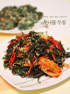 톳나물 무침 – 레시피 | Daum 요리