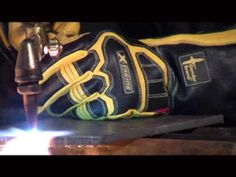 Enterprises TV features Bob Dale Gloves