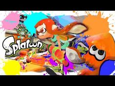 Splatoon - Main Theme - YouTube