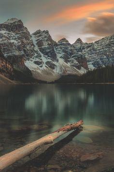 moraine lake, banff national park,