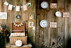 100 Ideen für Hochzeitsdeko –Feiern in ländlicher Atmosphäre