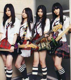 Scandal Band Japan