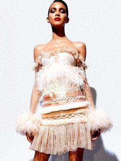 ~She Has Wings~  Tom Ford Spring Summer 2012 Fashion