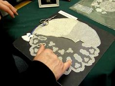 What is Carrickmacross Lace? – ASG Chicago