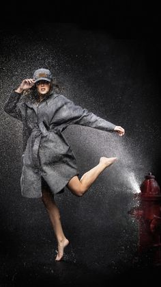 BRGN by Lunde & Gaundal, Blest Coat, Pumice Stone Pumice Stone, Raincoat, Darth Vader, Urban, Fictional Characters, Inspiration, Fashion, Rain Jacket, Biblical Inspiration