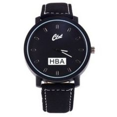 Brand HBA Leather Strap Unisex Watches http://ift.tt/2u5LG0j  #watchesonline #onlinewatches #wristwatches #ladieswatch#womenwatches #myinstagram #watches