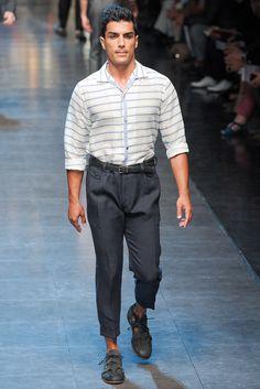 Spring 2013 Menswear  Dolce & Gabbana