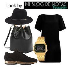 Zapatillas Adidas Originals Jan ZX Flux Women Black and Gold | Mi Blog de Notas Venezuela