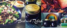 Tangy but sweet, this delicious Beetroot Relish is a great way to use beetroots from your garden. Easy to make and fantastic with salads, meat and vegetables. Beetroot Relish, Backyard Farming, Harvest, Salads, Posts, Meals, Vegetables, Simple, Sweet