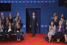 65 Team Obama 'Ecstatic,' but Expects only Modest Debate Bounce Oct 17