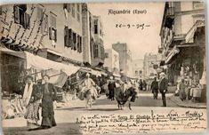 السكه الجديده Alexandria, City, Painting, Painting Art, Cities, Paintings, Painted Canvas, Alexandria Egypt, Drawings
