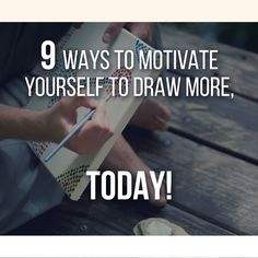 9 Ways to Motivate Yourself to Draw More, Today! - Don Corgi