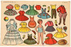 LAMINA RECORTABLE MUÑECA FHER  AÑO 1960 Snow White Disney, Vintage Paper Dolls, Free Graphics, Paper Toys, Free Paper, Plastic Canvas, Art Forms, Fig, Childhood Memories