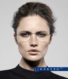 lindberg Glasses For Women | LINDBERG 2163/97 c.K45/05 Eyeglasses