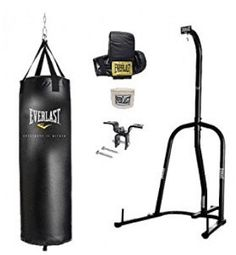 Everlast Single Station Heavy Bag Stand with Choice of a Heavy bag kit, Women?s Heavy Bag Kit, Everlast Boxing Kit Heavy Bag Stand, Punching Bag, Kickboxing, Muay Thai, No Equipment Workout, Fitness Equipment, Hunter Boots, Fun Workouts, Rubber Rain Boots