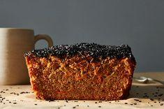 Jessica Koslow's Carrot-Ginger Black Sesame Loaf Recipe on Food52 recipe on Food52