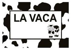 VACA P3 - fitxes blanc i negre