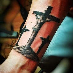 Jesus is a reputation from the Hebrew language and means Savior and Eternity of God. The respectful time period Jesus Christ comes from the Outdated Testomony of the Bible to check with a non Catholic Tattoos, Religious Tattoos, Christ Tattoo, Jesus Tattoo, Cross Tattoo For Men, Cross Tattoo Designs, Badass Tattoos, Tattoos For Guys, Blessed Tattoos