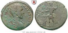 RITTER Moesia Inferior, Nikopolis am Istros, Elagabal, Herrscher #coins