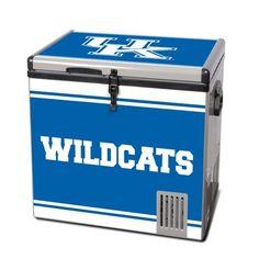 Kentucky Wildcats Freezer Chest Memorabilia.: Sports
