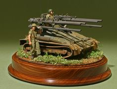 M50A1 Ontos 1/35 Scale Model