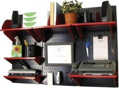 Shop Staples® for Wall Control Desk and Office Craft Center Organizer Kit, Black Tool Board and Red Accessories and enjoy everyday low prices. Get everything you need for a home office or business right here.