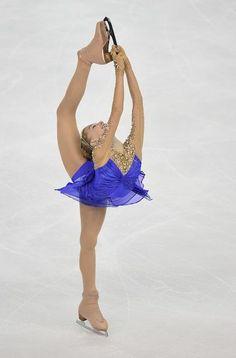Elena Radionova(Russia)